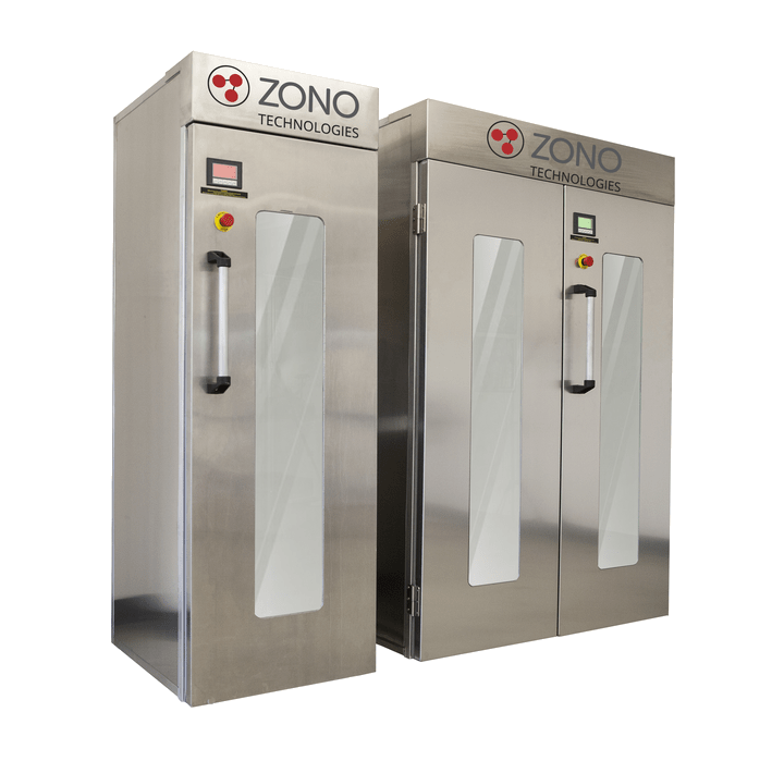 Zono Ozone Disinfecting and Sanitizing Cabinets
